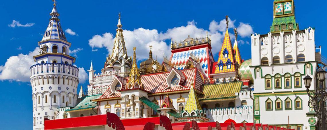 River cruises from St. Petersburg to Moscow