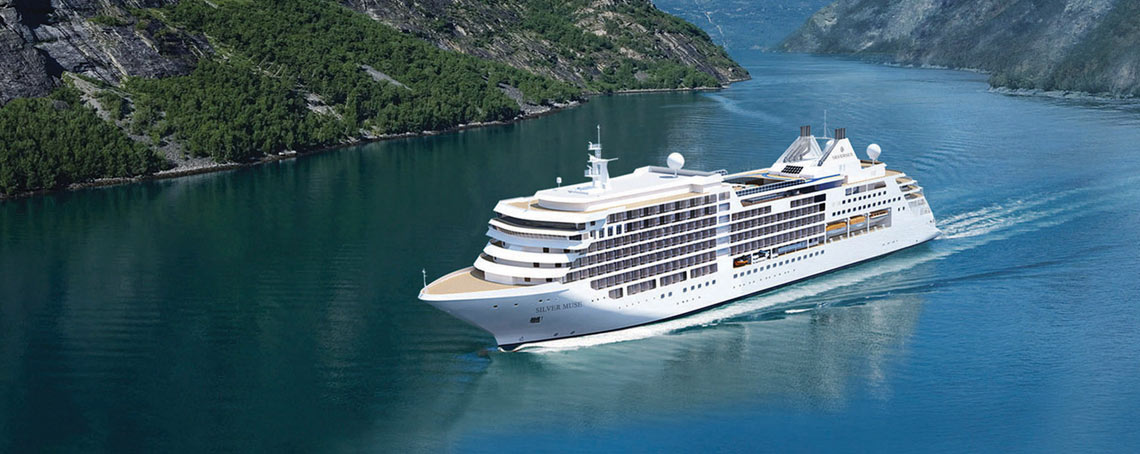 All-Inclusive Ultra-Luxury Cruises in Northern Europe