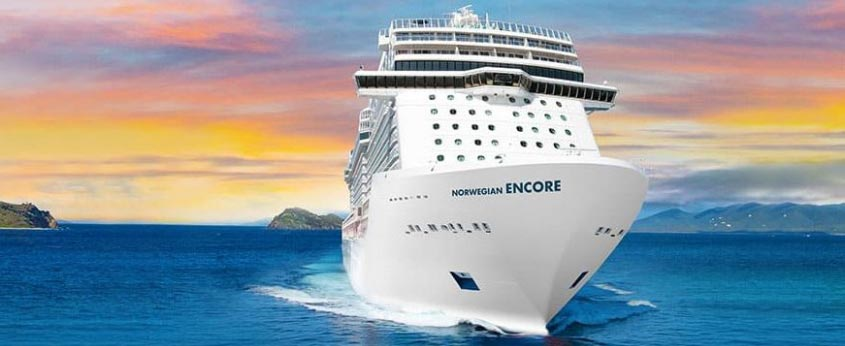 offerta crociere Norwegian Encore - Taoticket